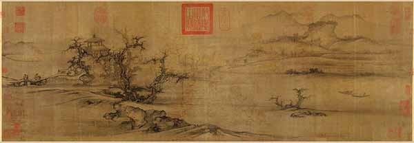 Чжао Мэнфу — монах-художник из Китая