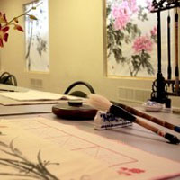 Наборы для китайской живописи и каллиграфии