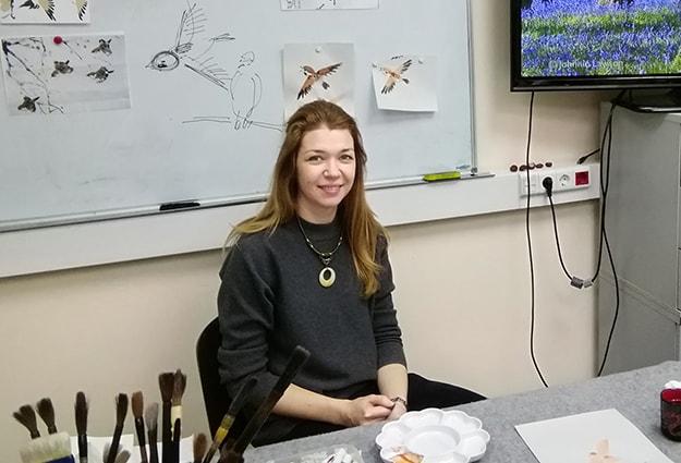 Ирина Сверчкова