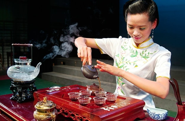 Китайская чайная культура