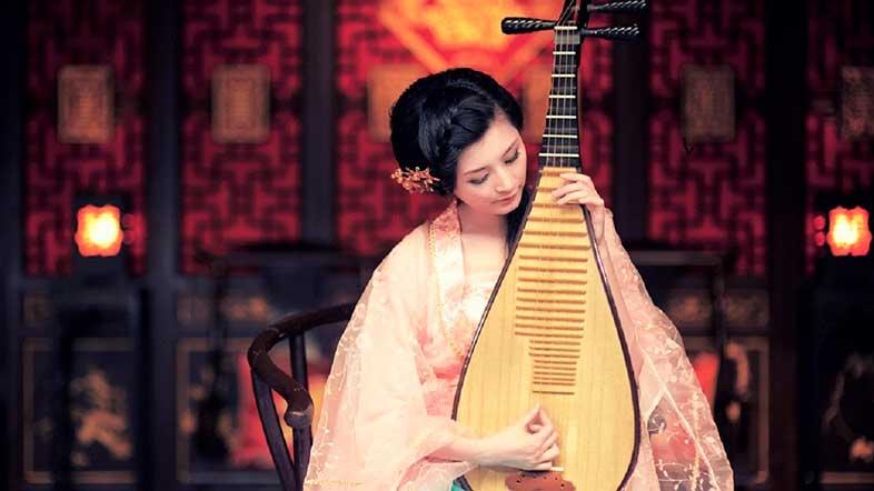 Китайские музыкальные инструменты