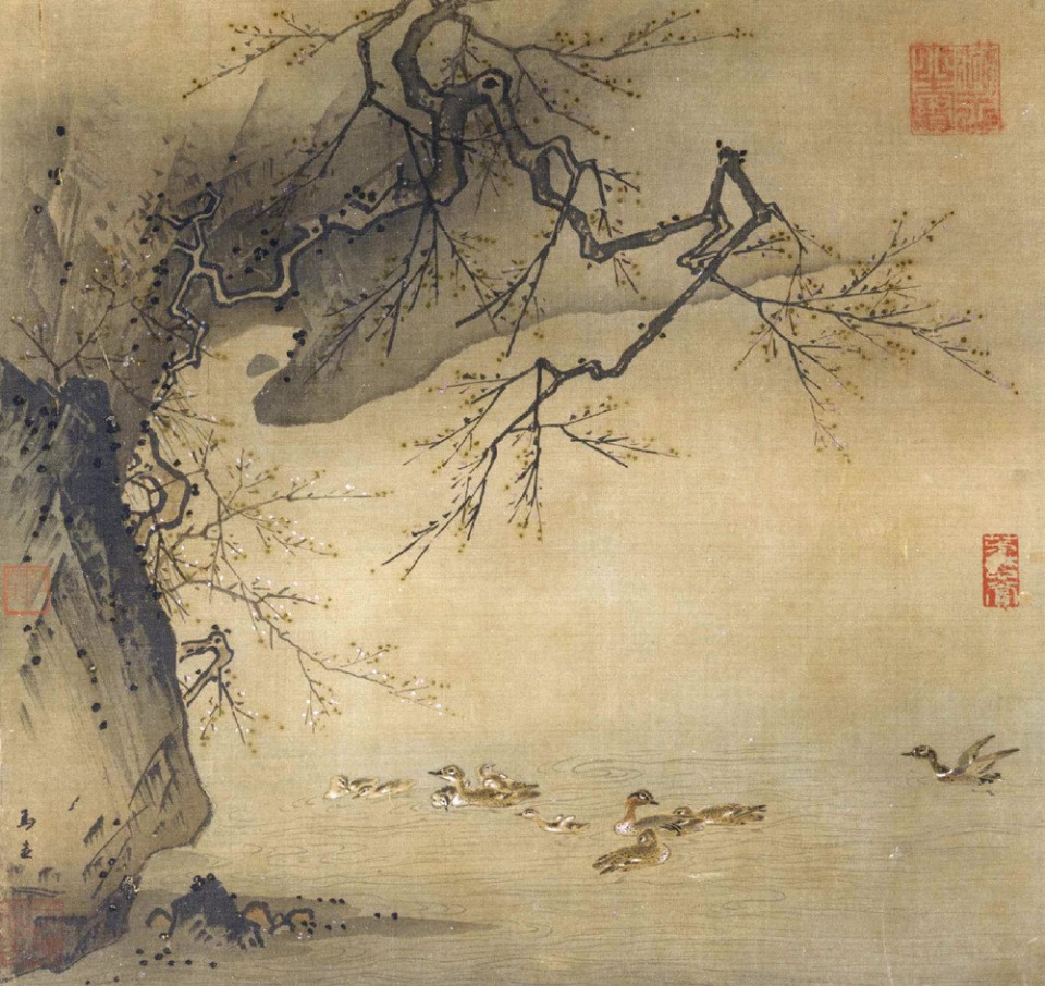 Ма Юань – китайский художник династии Сун