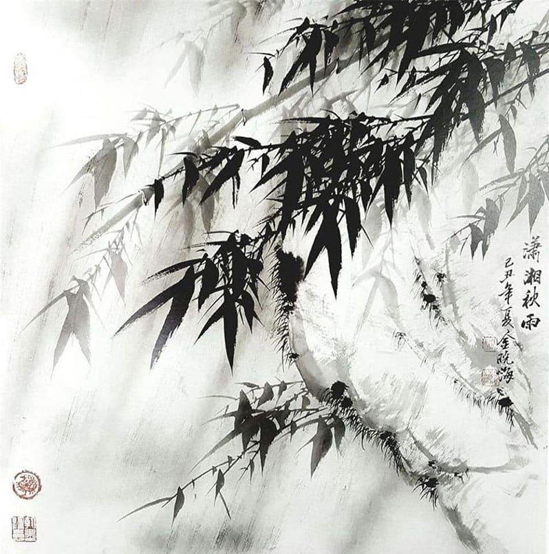 Изучаем китайскую живопись Се-и