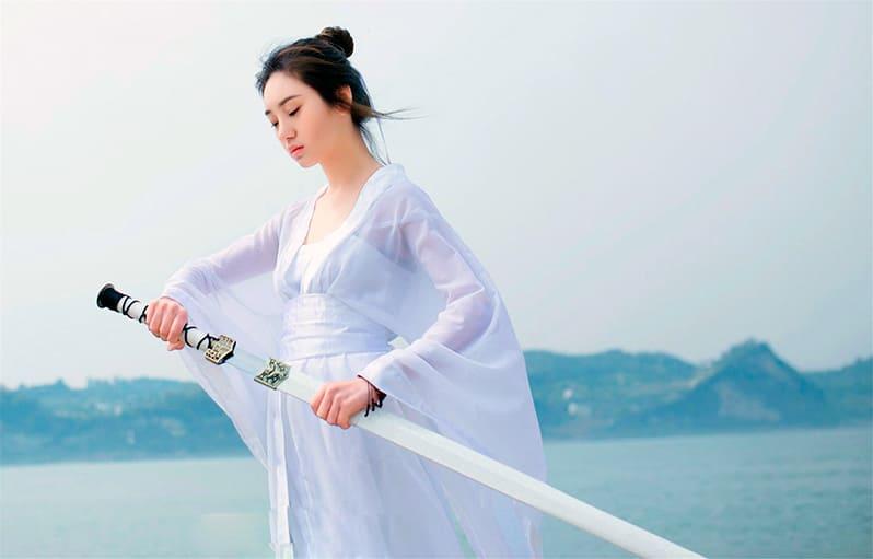 Белый цвет в Китае