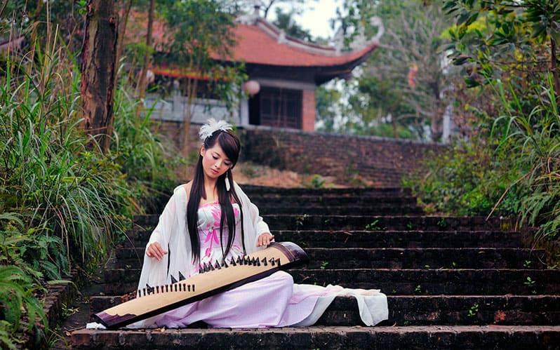 Музыка - гармония неба и земли