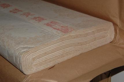 Сюаньчжи, или «рисовая бумага»