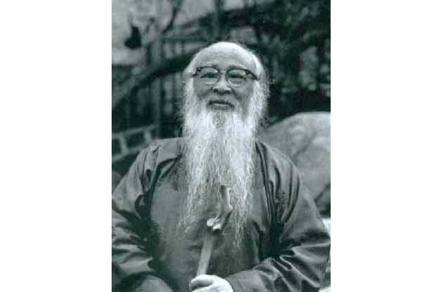 Чжан Дацянь за последние сто лет является последним великим мастером, традиционной китайской живописи