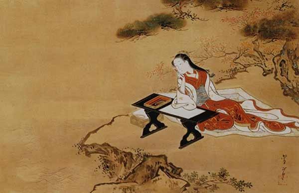 Традиционная японская живопись