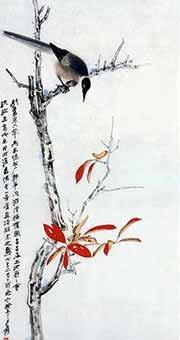 Картина Чжана Дацяня