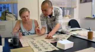 Обучение китайской каллиграфии в Москве