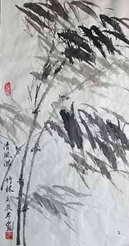 Стиль китайской живописи Се-и