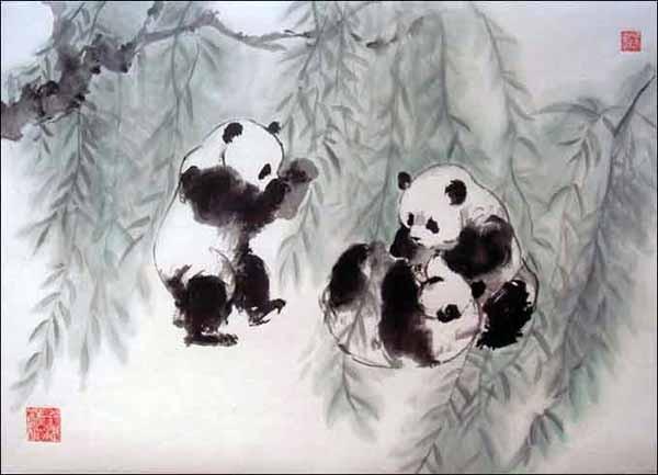 китайская живопись се-и
