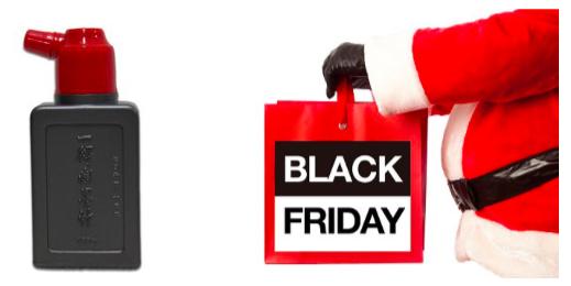 Черная пятница - весь декабрь!