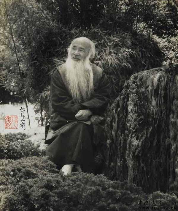 Китайский художник Чжан Дацянь