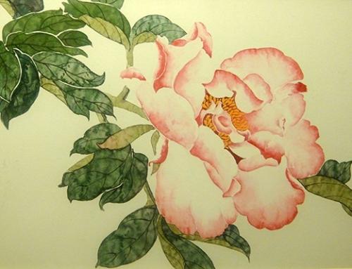 Китайская живопись. Стиль Могуфа