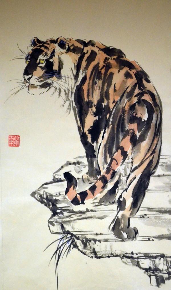 Мастер-класс китайской живописи ДА СЕ-И