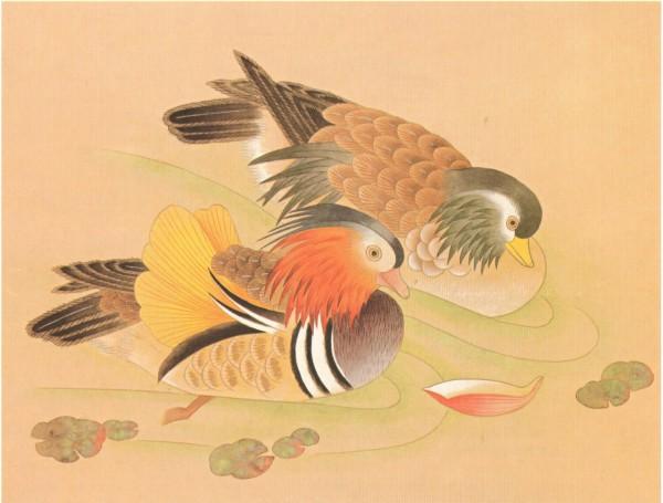 Мастер-класс китайской живописи ГУНБИ