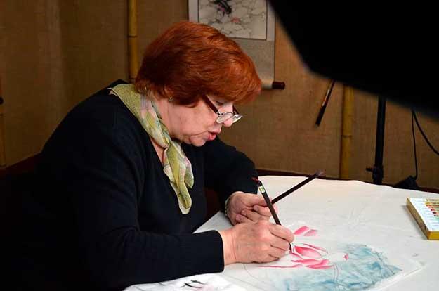 Людмила Ведмеденко