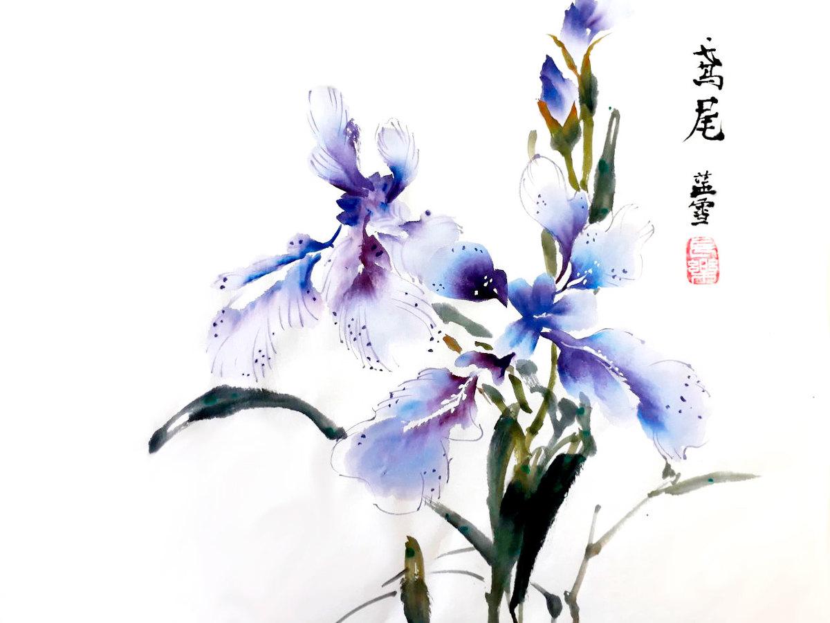 Новые миникурсы по китайской живописи
