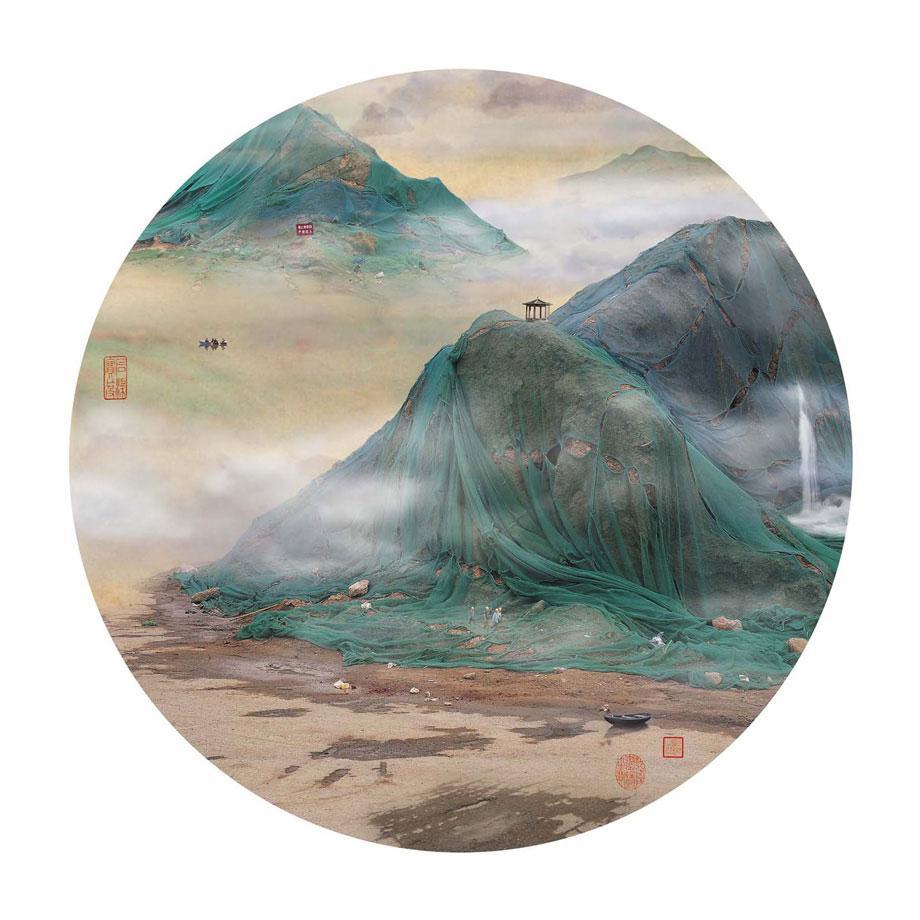 Истоки современного китайского пейзажа