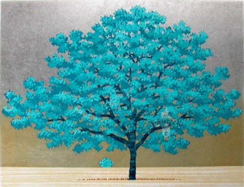 Хадзимэ Намики и его деревья