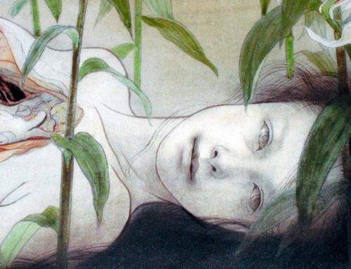 В царстве ада или жуткая красота Фуюко Мацуи. Продолжение