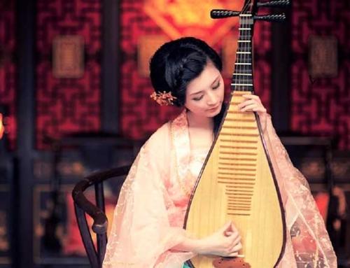 Традиционные китайские музыкальные инструменты