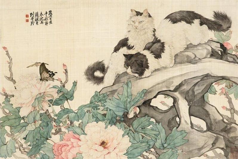 Ли Куйлин - китайский художник