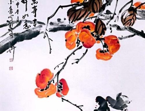 Приглашаем любителей китайской живописи присоединиться на курс «се-и» по субботам, 16:00-18:00