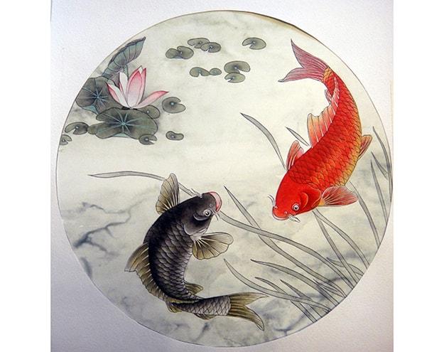 Китайская и Японская живопись, особенности. Полезные советы