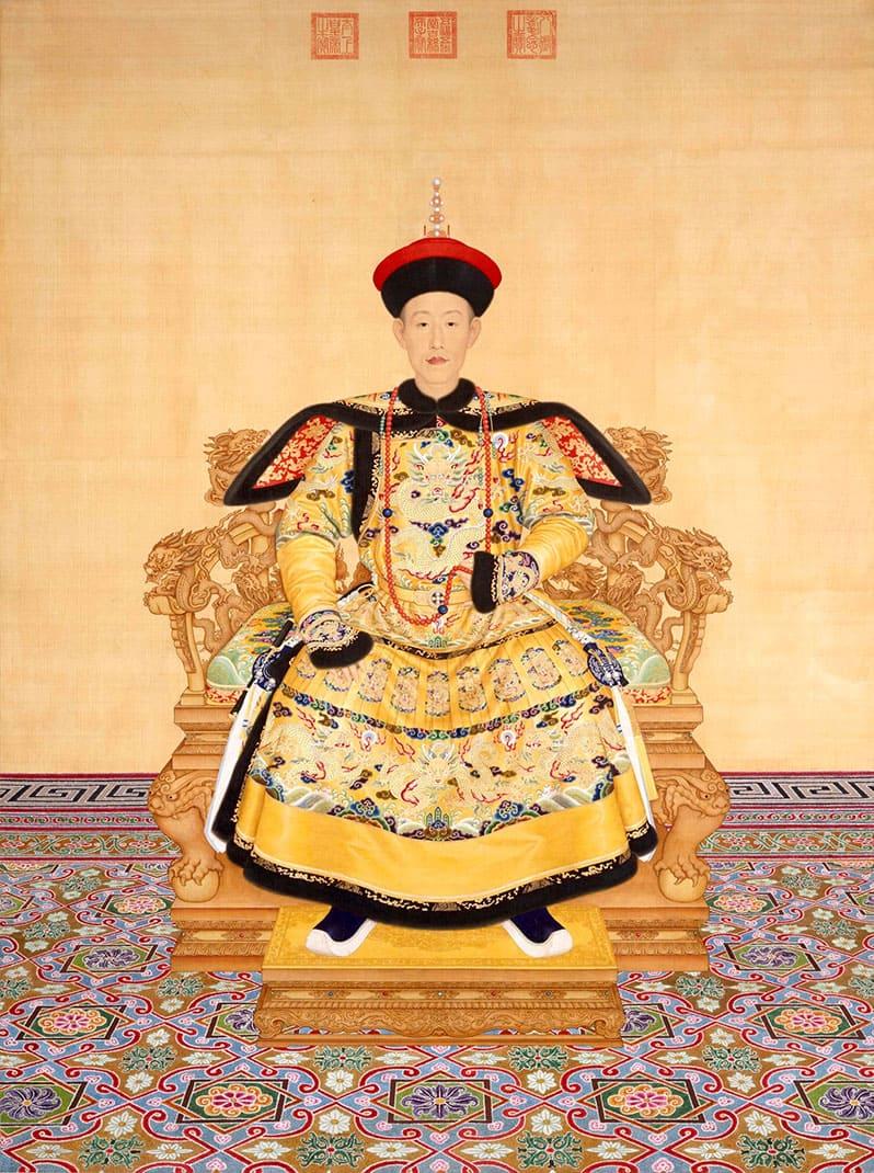 Император Цяньлун