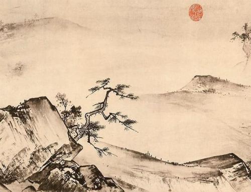 Ся Гуй — китайский художник династии Сун. Один из основателей школы Ма-Ся