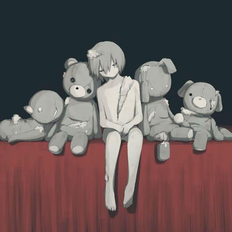 Японский художник Avogado6