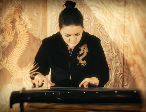 Китайская классическая музыка с Анастасией Новоселовой