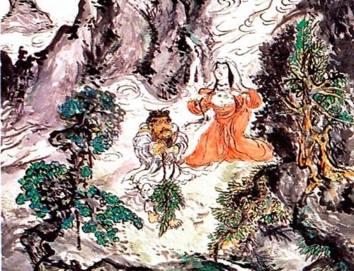 Томиока Тессай — последний из художников стиля Бундзинга