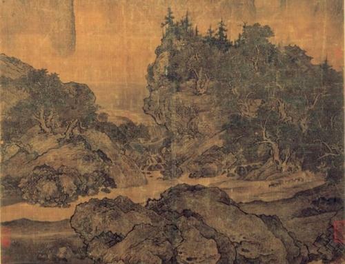 Фань Куань – китайский художник-пейзажист и даосский горный отшельник