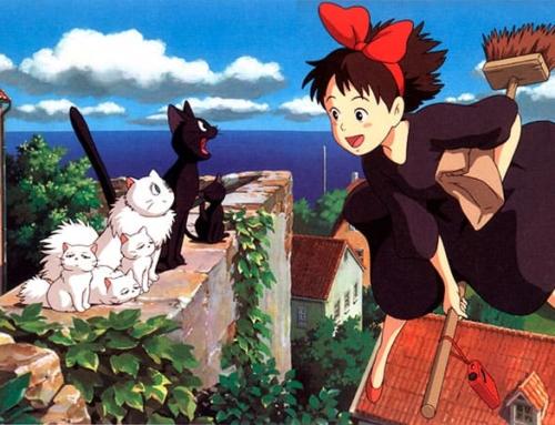 Проникновенный мир японской анимации