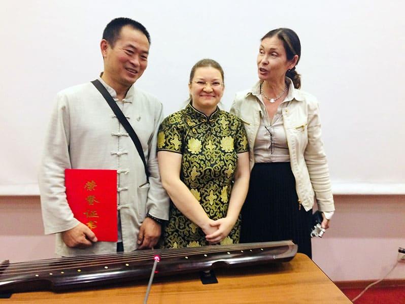 Международный Российско-китайский форум