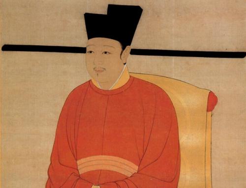 Хуэй-цзун — восьмой император династии Сун