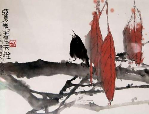 Очаровательные работы китайского художника Цинь Тяньчжу