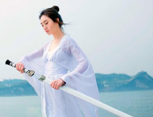 Белый цвет в Китае. Символика и значение в культуре и искусстве