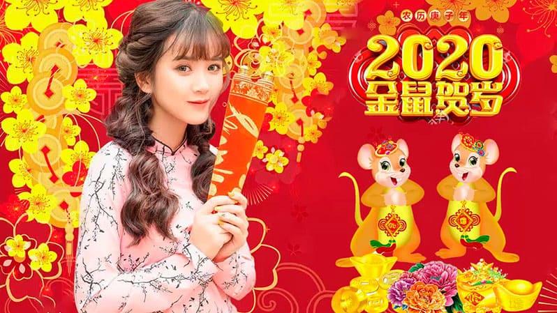 Китайские новогодние поздравления