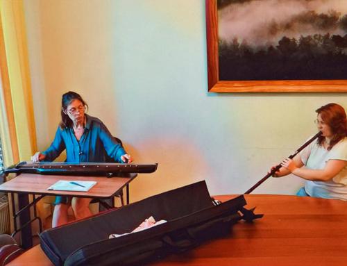 Приглашаем на уроки игры на древних китайских инструментах Гуцинь, флейтах Сяо и Дицзы