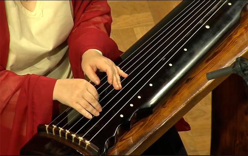 Гуцинь: музыкальный инструмент, связывающий прошлое с настоящим