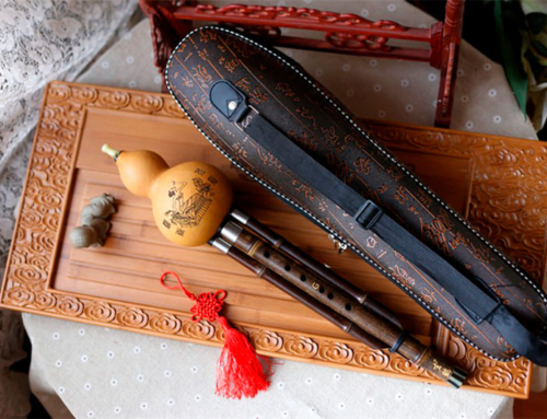 Китайская флейта Хулусы